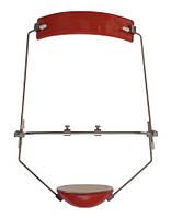Лицевая маска универсальная реверсивная красная Leone (Леоне) М0775-00R