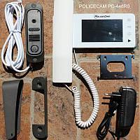 Комплект видеодомофона PoliceCam PC-446R0 (DVC-4Q)