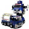 Радіокерований робот-трансформер Jiaqi «Бензовоз».