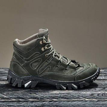 Тактическая обувь демисезонная / военные, армейские ботинки Tactic HARD3 (olive)