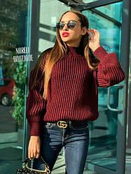 Женский свитер oversizе  Only fashionable