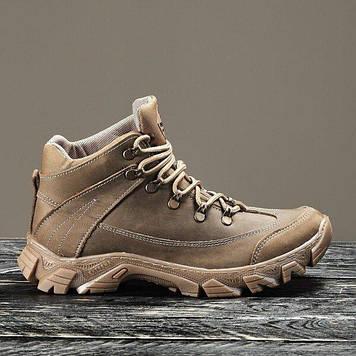 Военные ботинки зимние / армейская, тактическая обувь ТИТАН Gen.II (coyote)