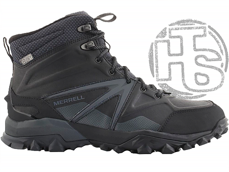 Оригинальные мужские ботинки Merrell Capra Glacial Ice Mid Waterproof (мужские Меррелл Капра Гласиал) J35799, фото 2
