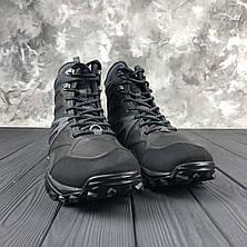 Оригинальные мужские ботинки Merrell Capra Glacial Ice Mid Waterproof (мужские Меррелл Капра Гласиал) J35799, фото 3