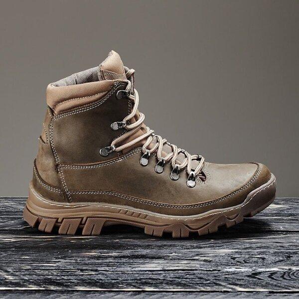 Армейские ботинки зимние / военная, тактическая обувь АНТЕЙ (coyote)