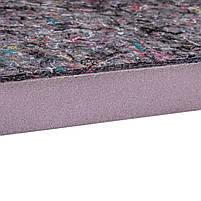Матрас-тонкий, Топер - Футон DUAL (Eurosleep), высота 5 см, 4 фиксатора по углам,, фото 6