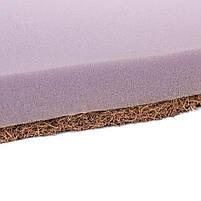 Матрас-тонкий, Топер - Футон Cocos (Eurosleep), съемный чехол, высота 6 см, 4 фиксатора по углам,, фото 5