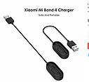 Кабель для зарядки и передачи данных для смарт браслета Xiaomi Mi Band 4 USB-зарядное устройство-1, фото 3