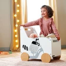 Ящик для іграшок Kinderkraft Racoon