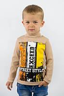 Детская водолазка для мальчика с накатом, фото 1