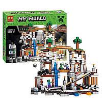 """Конструктор Minecraft Bela 10179 """"Шахта"""", 926 дет, фото 1"""