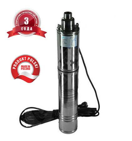 Насос скважинный шнековый Forwater 3SQGD 1,2-50-0,37 + 3 года гарантии
