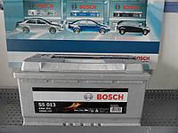 Автомобильный, аккумуляторы, BOSCH 0092S50130 S5,100Ah-+,АКБ.