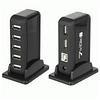 USB хаб на  7  портов + адаптер