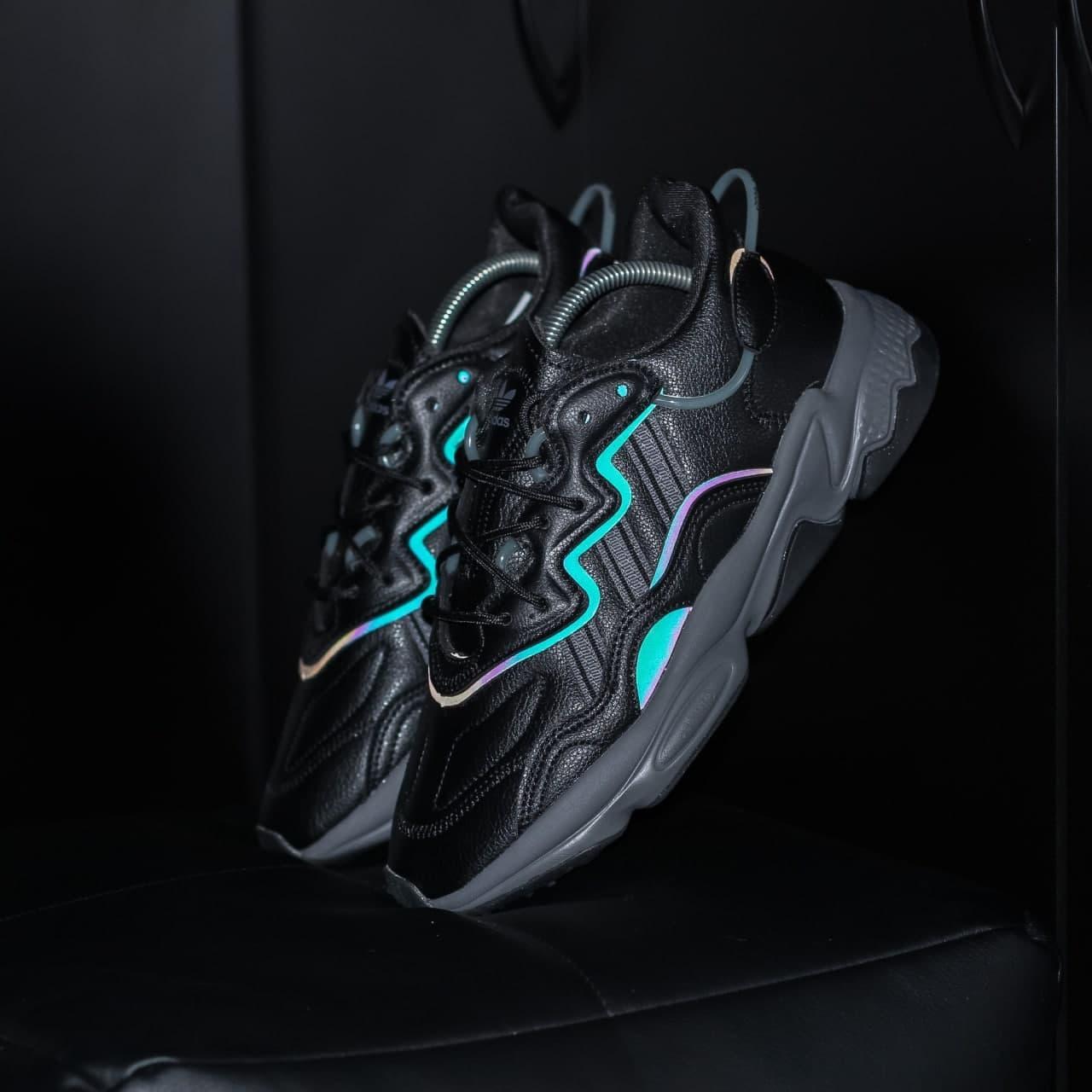 Кросівки Adidas Ozweego White\Black арт. 6426