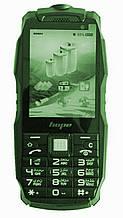 Мобильный телефон Land rover F35 Android 1/8 GB  GREEN
