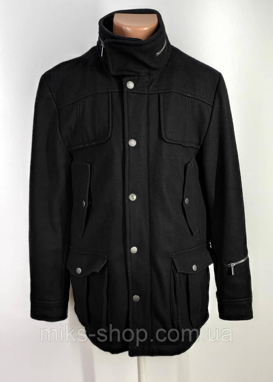 Пальто кашемір   осінь-зима розмір М ( Р-100)