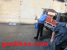 Поставка автомобілів на приватне підприємство для швидкого реагування при пожежі (дезінфекції) 1