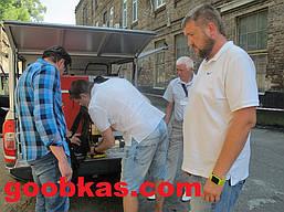 Поставка автомобілів на приватне підприємство для швидкого реагування при пожежі (дезінфекції) 2