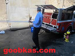 Поставка автомобілів на приватне підприємство для швидкого реагування при пожежі (дезінфекції) 3