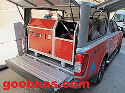 Поставка автомобілів на приватне підприємство для швидкого реагування при пожежі (дезінфекції) 10