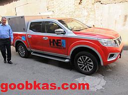 Поставка автомобілів на приватне підприємство для швидкого реагування при пожежі (дезінфекції) 12