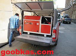 Поставка автомобілів на приватне підприємство для швидкого реагування при пожежі (дезінфекції) 16