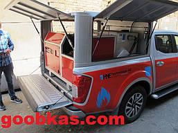 Поставка автомобілів на приватне підприємство для швидкого реагування при пожежі (дезінфекції) 22