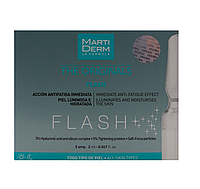 Martiderm Flash Ampoules Мартидерм Флэш ампулы 5 ампул мгновенная красота