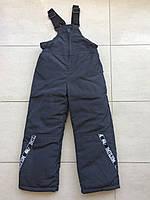 Комбинезон-брюки детские зимние на мальчика 2-5 лет в розницу