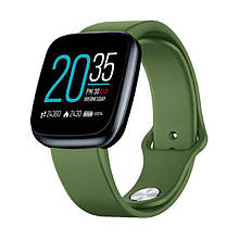 Смарт часы Zeblaze Crystal 3 green