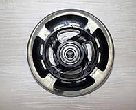 Колесо для самоката светящееся 100мм ф6 Черное, фото 1
