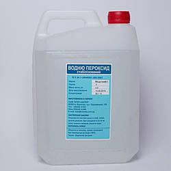 Перекись водорода 35%, 5 кг (пергидроль)