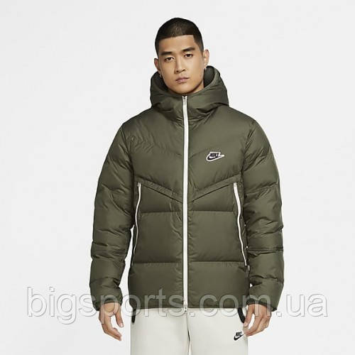 Куртка муж. Nike Sportswear Down-Fill Windrunner Men's Jacket (арт. CU4404-380)