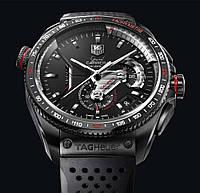 Кварцевые мужские наручные часы Tag Heuer calibre 36 хронограф