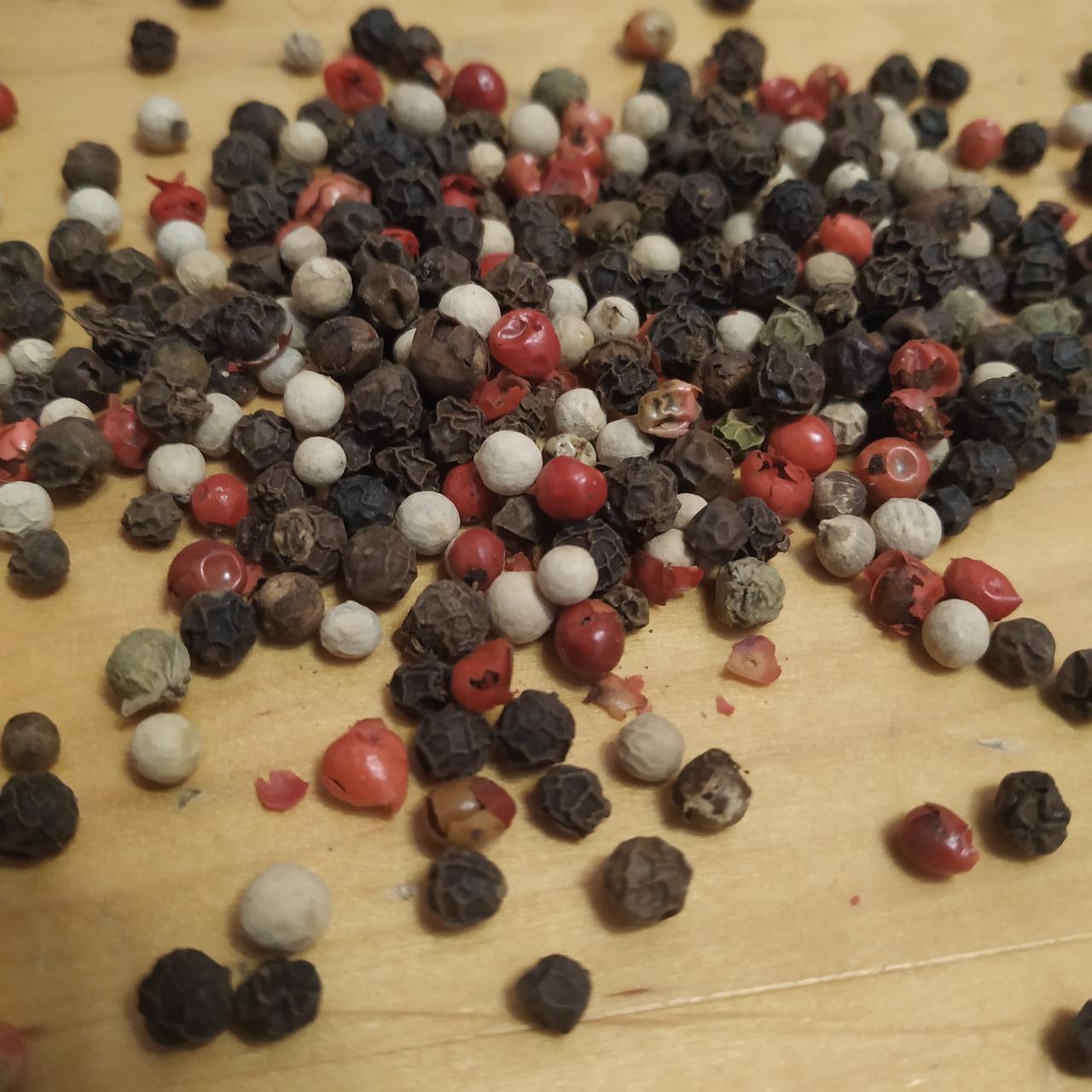 Перець горошок, суміш смачних духмяних перців 50 г