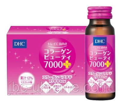 DHC Collagen Beauty 7000 Plus Питьевой коллаген 7000mg плюс (50 ml)