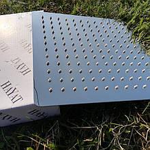 Лейка потолочная 30 см из нержавеющей стали