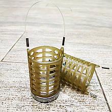 """Фидерная рыболовная кормушка """"Fider-Karp MK"""" , вес 30 грамм"""
