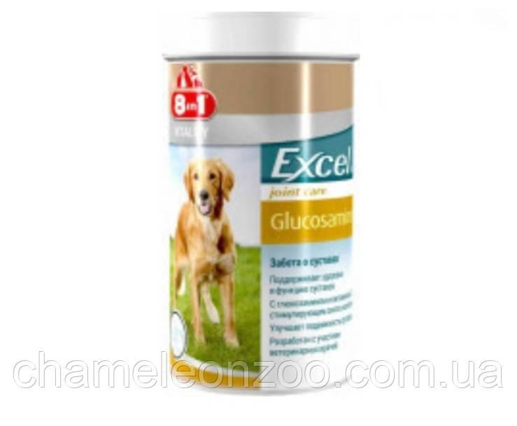 Витамины 8in1 Excel Glucosamine 110 т - Витаминный комплекс для поддержания здоровья и подвижности суставо
