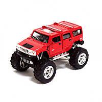 Жел. машинка KT5337WB (Red)