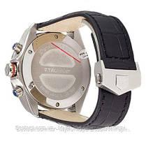 Часы мужские наручные Tag Heue Grand Carrera Calibre 17 quartz Chronograph Silver / реплика ААА класса /, фото 2