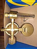 Редуктор кислородный БКО-50-4-2М ДМ с ротаметром и увлажнителем, фото 6