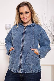 Куртка женская джинсовая 125254S
