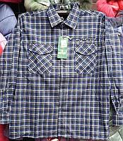Рубашка байковая мужская норма 48 в розницу