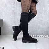 Сапоги женские зимние 113, фото 5