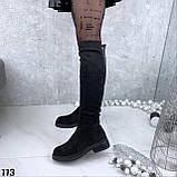 Сапоги женские зимние 113, фото 6