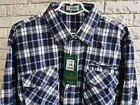 Рубашка байковая мужская норма 52-54 в розницу
