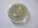 Монета НБУ 5 гривен 2008 р. Хрещення Київської Русі / Крещения Киевской Руси, фото 7