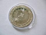 Монета НБУ 5 гривен 2008 р. Хрещення Київської Русі / Крещения Киевской Руси, фото 4